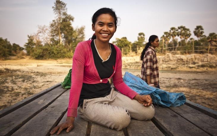Phaly - Cambodia (OXFAM)