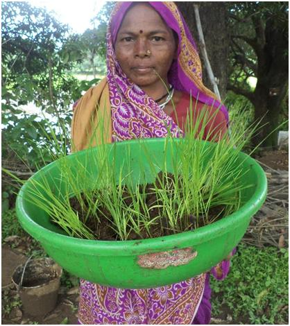 Women Farmers in India #MakeItHappen